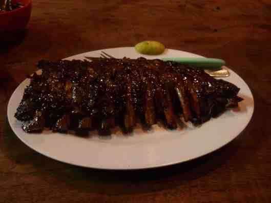 THE ribs