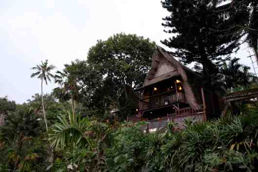 Villa above the Birds' Nest