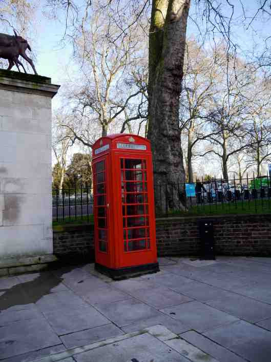 Famous telephone booth - are they still in use these days?