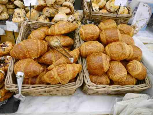 Huge pastries